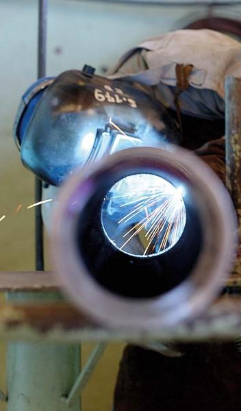 Três regiões de Minas Gerais registraram alta no faturamento da indústria