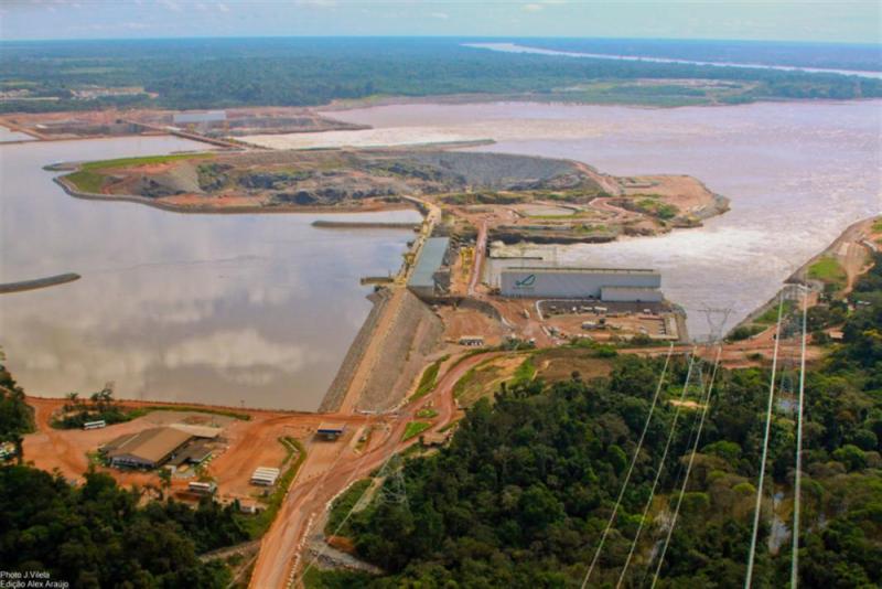 Cemig diz que está perto de vender sua participação na usina de Santo Antônio